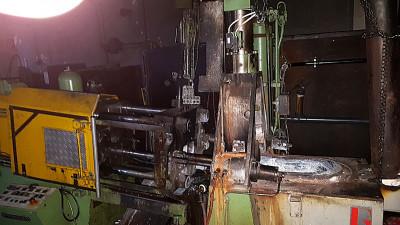 Frech DAW 63 Warmkammer Druckgießmaschine WK1422, gebraucht