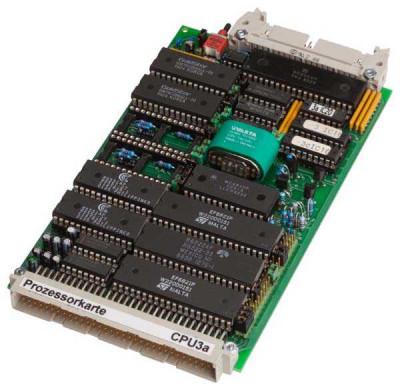 Płyta z mikrokontrolerem CPU3a