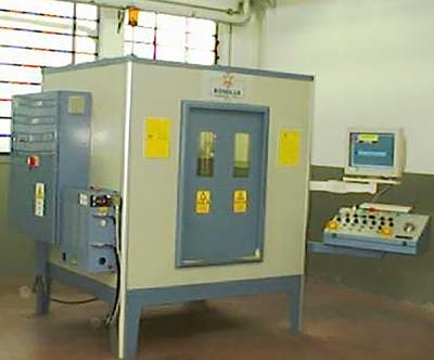 Bosello SRE 100 CNC X-Ray Inspection System ZU2080, usato