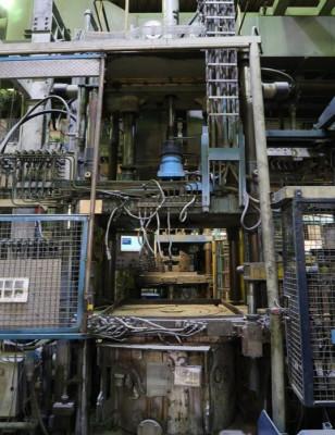 Arcomex/Milex LPC 1250.3 2 low pressure die casting machines ND1336, used