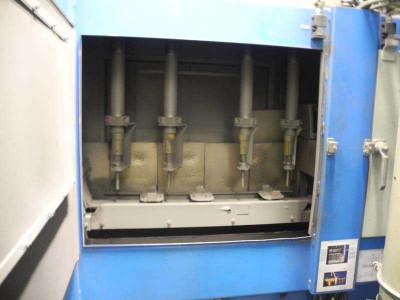 RAGA DSI 250 Innen-Strahlanlage, gebraucht
