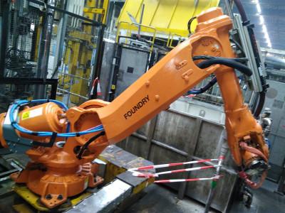 ABB IRB 6640 Foundry Roboter HR1830, gebraucht