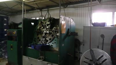 Bihler RM 35 Stanzbiegeautomat PR2477, gebraucht