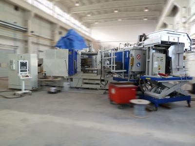Ricondizionamento della macchina di pressofusione a camera fredda