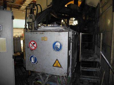 Rauch MDO 250 Magnesium Dosierofen, gebraucht O1605