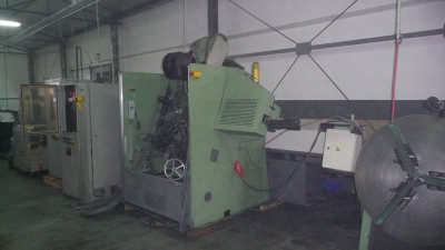 Bihler GMR 50 Stanzbiegeautomat PR2478, gebraucht