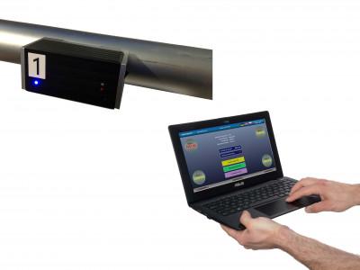 SDM 4000 RS-4 Bezprzewodowy system pomiaru prętów wiązałkowych