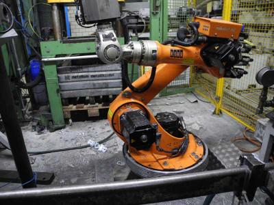 Kuka KR 16-F  Foundry Roboter, gebraucht HR1814