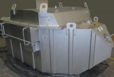 Ricondizionamento del forno di dosaggio StrikoWestofen WESTOMAT