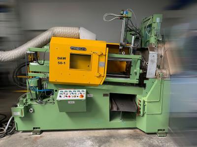 Frech DAW 50 Warmkammer Druckgießmaschine WK1431, gebraucht