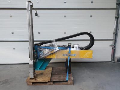 Wollin PSM 2 F Formsprühmaschine FS1746, gebraucht