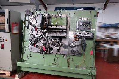 Bihler GRM 80 Stanzbiegeautomat PR2472, gebraucht