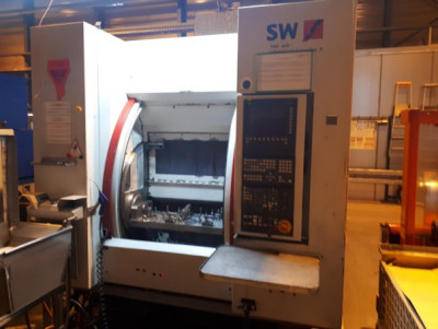 SW BAS 03 Bearbeitungszentrum BA2311, gebraucht