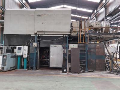 Bühler Evolution B 140 D macchina di pressofusione a camera fredda KK1579, usata