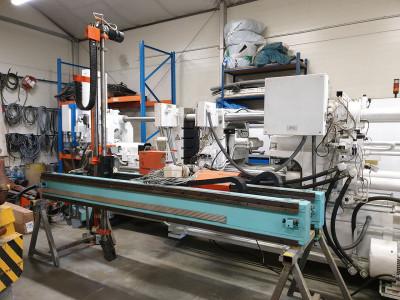 Tecnopresse CMT1 linear Metalldosiergerät MD1614, ungebraucht