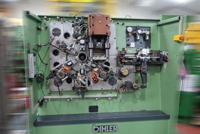 Bihler RM 40 Stanzbiegeautomat PR2473, gebraucht