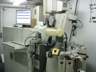 Spectro Spectrolab Spectrometer (Al), used
