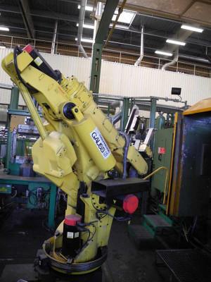 FANUC S-420 i F Foundry Roboter, gebraucht HR1815