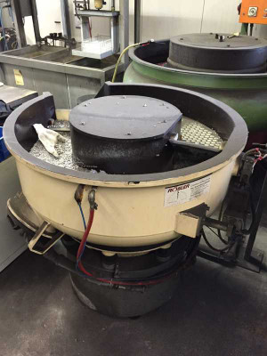 Rösler R 220 Euro Rundvibrator, gebraucht GA2217
