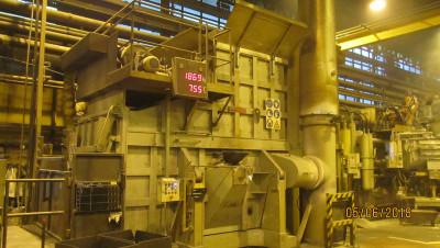 ZPF S-G1.5 T5 Schmelz- und Warmhalteofen O1655, gebraucht