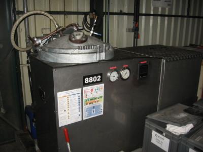 Система пропитки Maldaner IA2527, используется