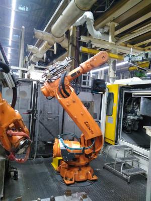 ABB IRB 6640 Foundry Roboter HR1829, gebraucht