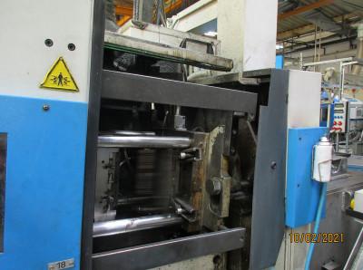 Frech DAW 50 S DC Warmkammer Druckgießmaschine WK1449, gebraucht