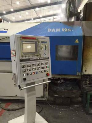 Frech DAM 125 F Magnesium-Warmkammer-Druckgießmaschine WK1439, gebraucht