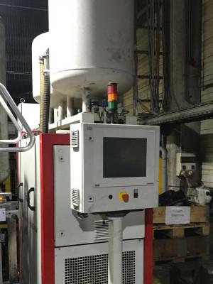 Pfeiffer WS 2515 Pompa a vuoto ZU2086, usata