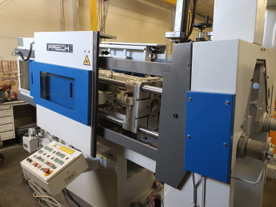 Ricondizionamento della macchina di pressofusione a camera calda Frech DAW 50