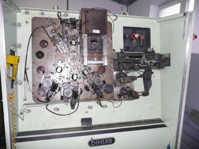 Bihler RM 40 Stanzbiegeautomat PR2476, gebraucht